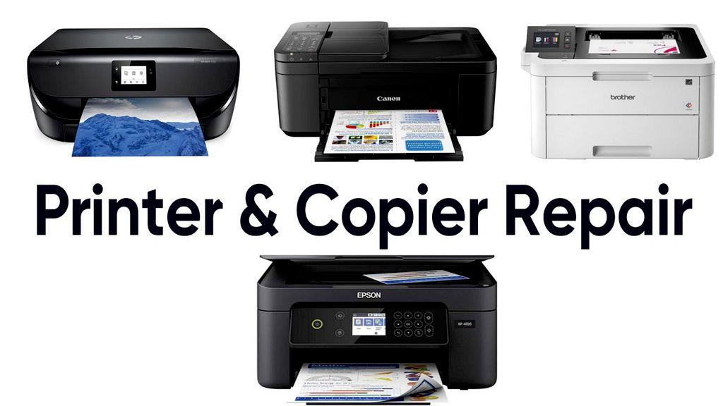Printer and Copier Repair Help