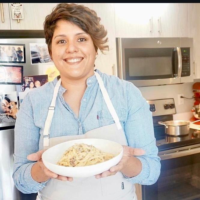 Chef. Adriana Lopez