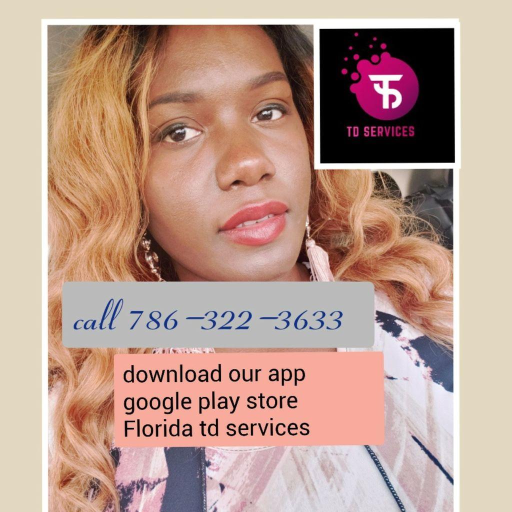 Florida TD Services 7863223633