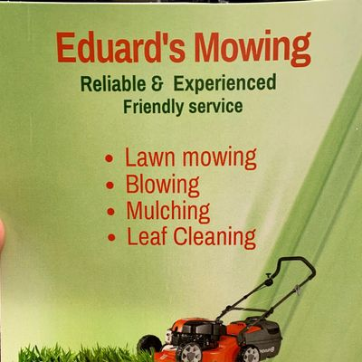 Avatar for Eduard's Mowing