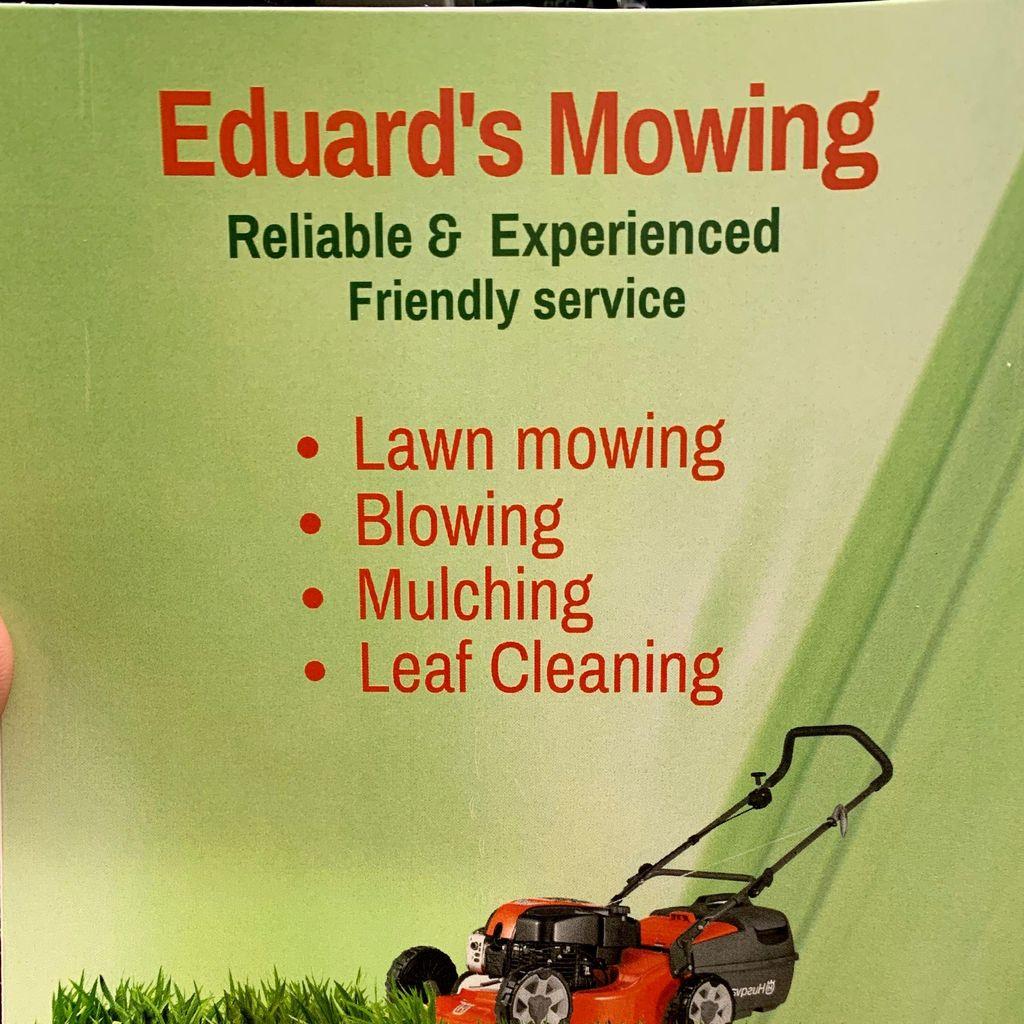 Eduard's Mowing