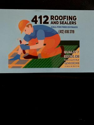 Avatar for 412 roofing and sealers