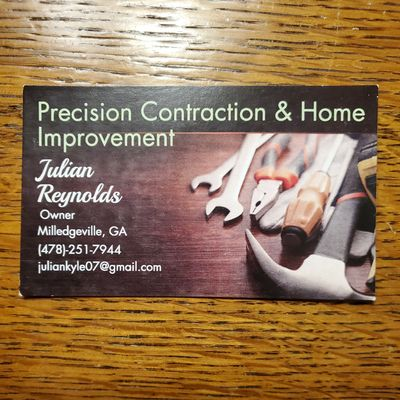 Avatar for Precision Contracting and Home Improvement
