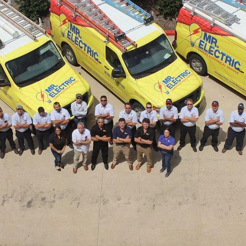 Mr Electric Teams