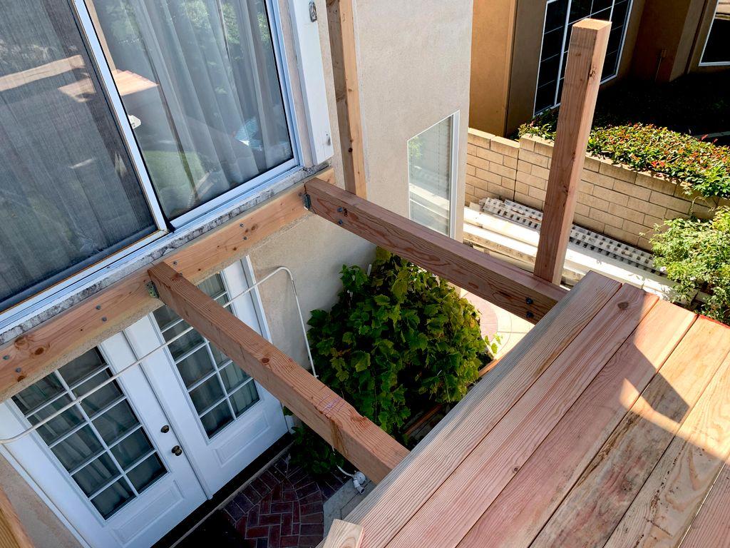 Balcony Renovations