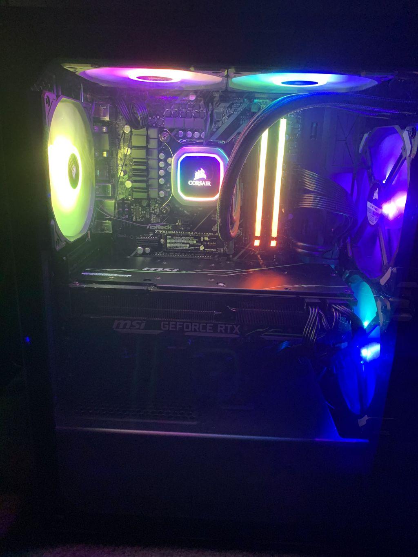 Custom Desktop upgrade