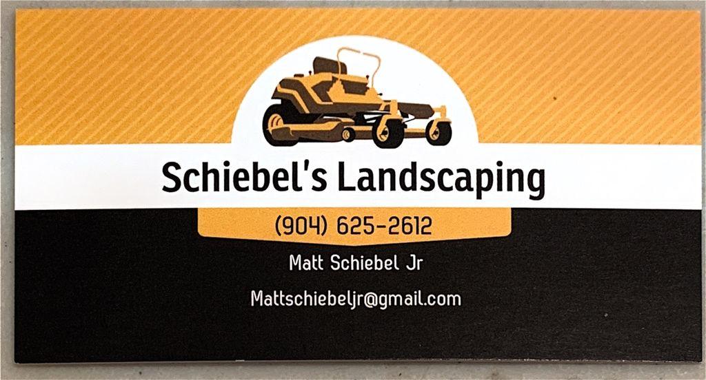 Schiebel's Landscaping