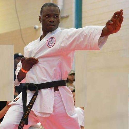 NBI Fitness trainer Devin (Karate)