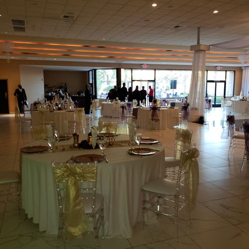 Offering Wedding & Event Venues