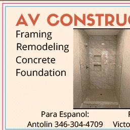 Avatar for AV Construction