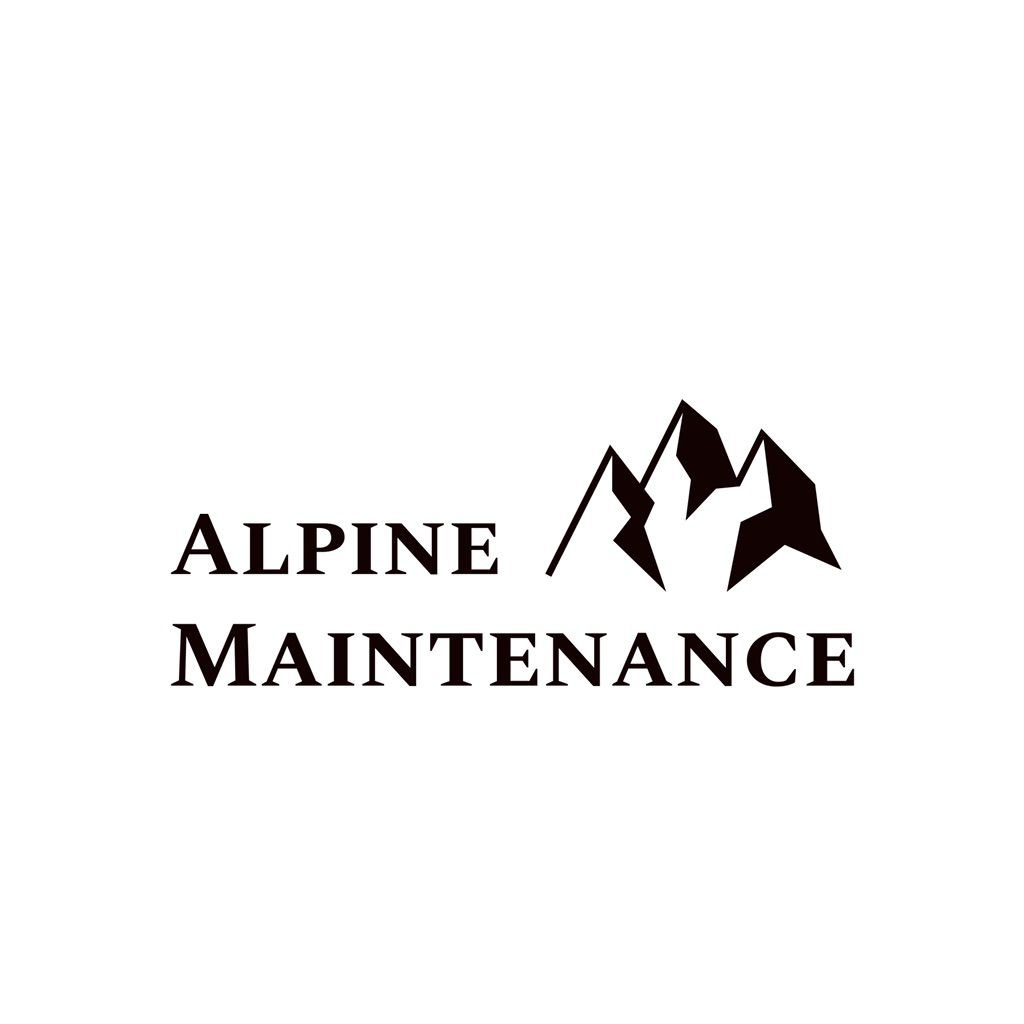 Alpine Maintenance