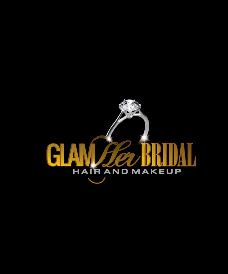 GlamHer Bridal Hair