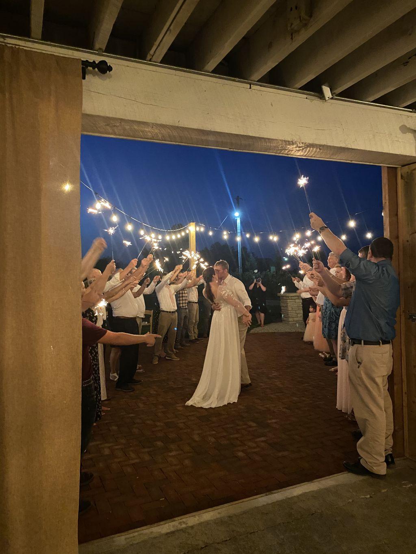 Hayden Country Wedding