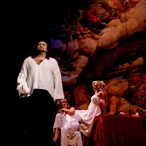 Il Duca di Mantova in Verdi's Rigoletto