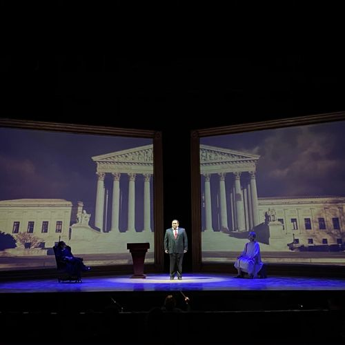 Justice Scalia in Scalia/Ginsburg