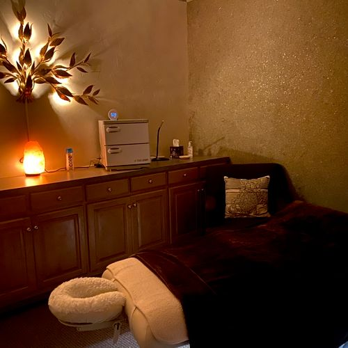 Come and indulge in a relaxing massage