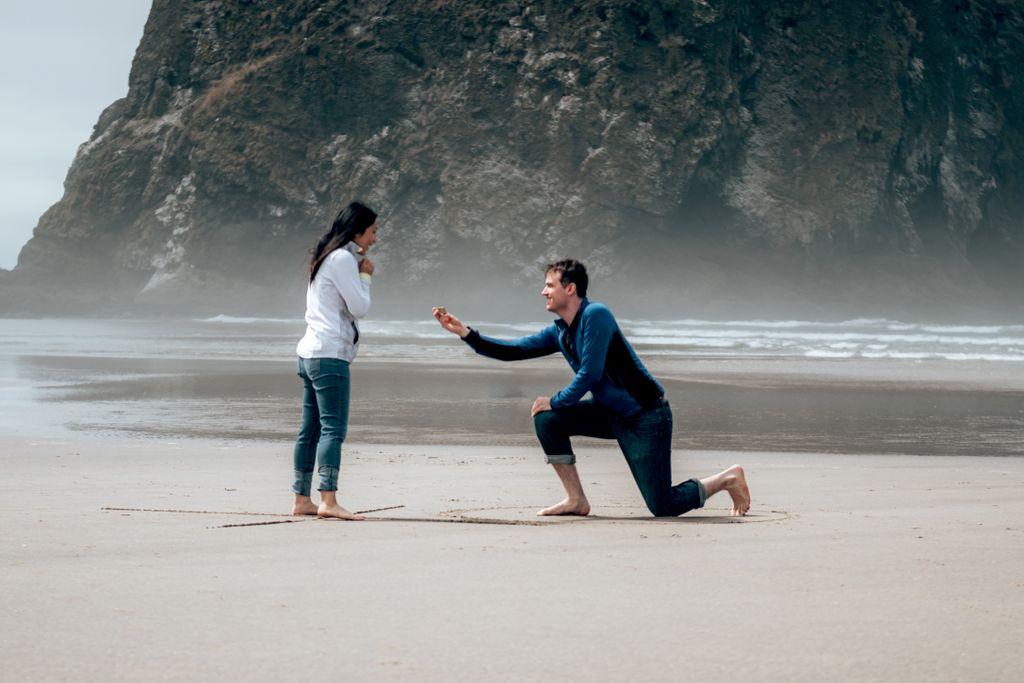 Engagement - Cannon Beach 2020