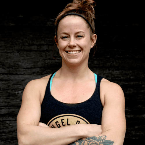 Megan- Gym Owner, Personal Trainer & Coach