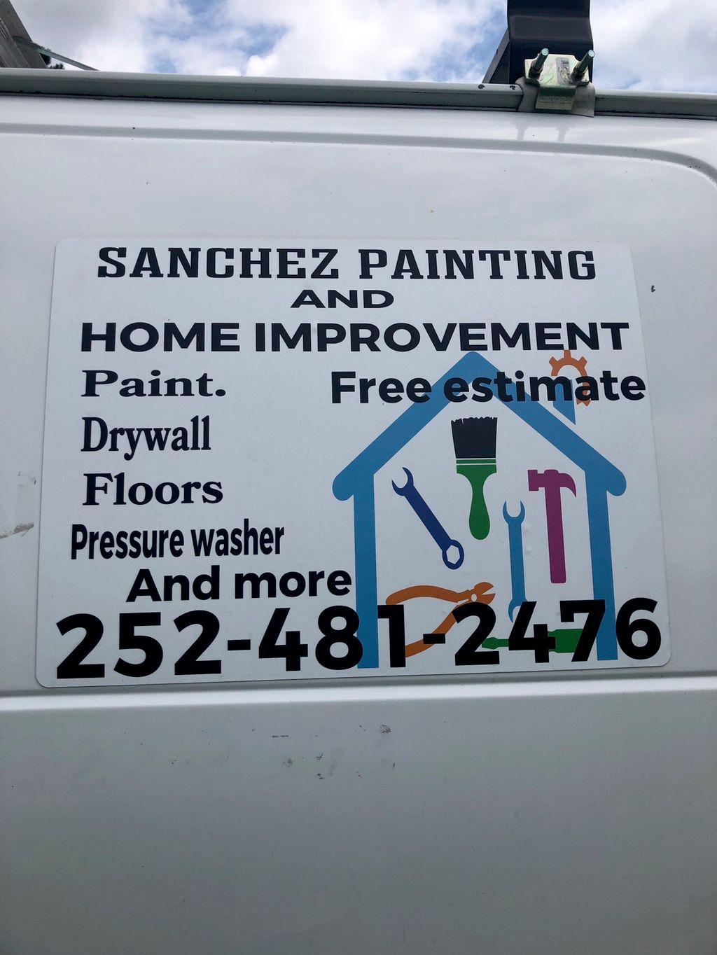 Sanchez painting