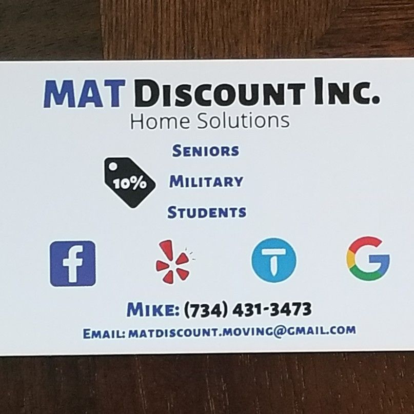 MAT Discount Inc.