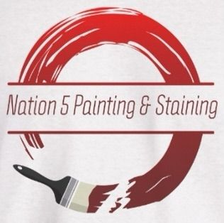 Nation 5 Painting and Staining