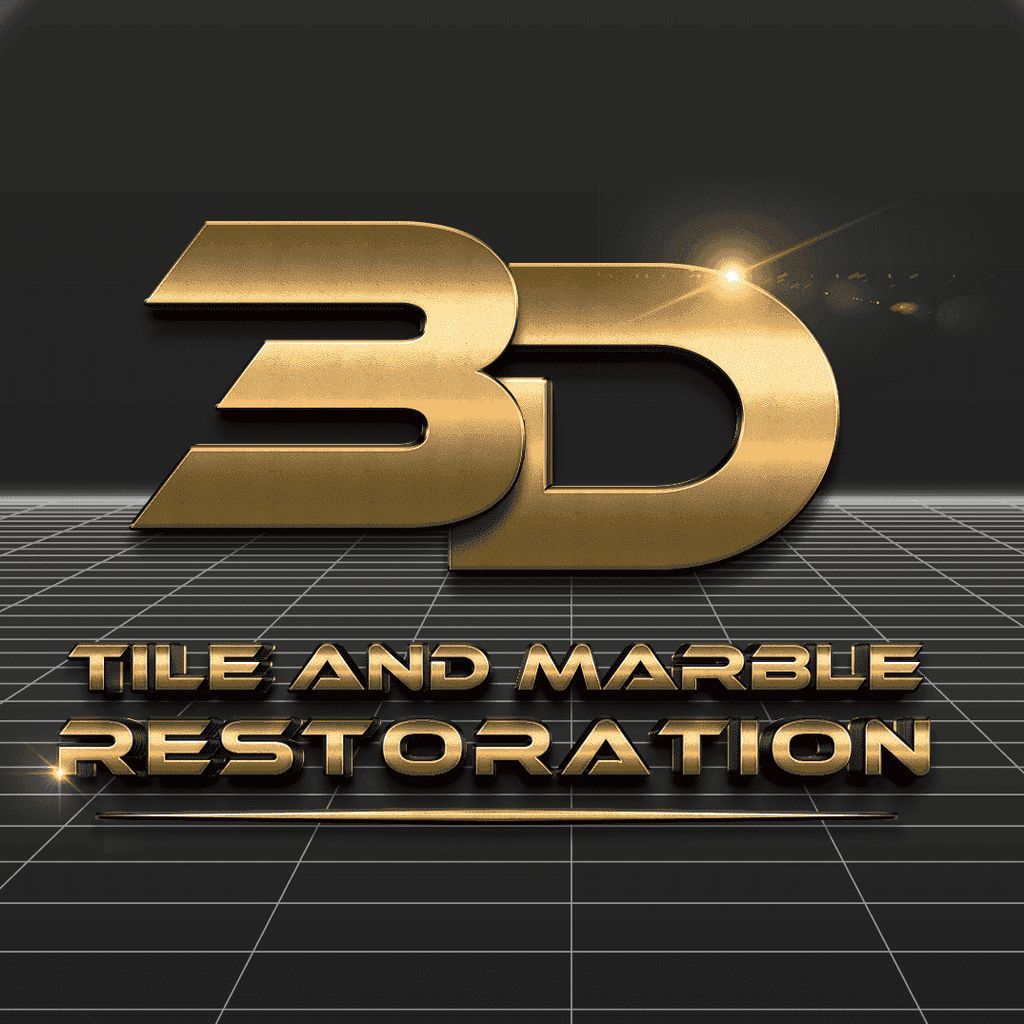 3D Tile and Marble Restoration