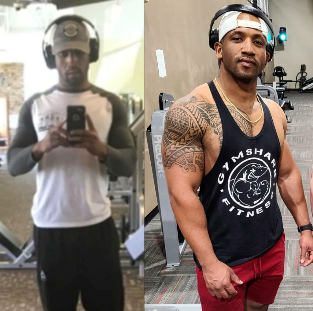 Body Transformation 4