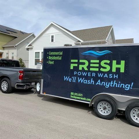 Fresh Power Wash LLC