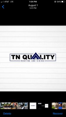 Avatar for TN Quality Roofing & Siding