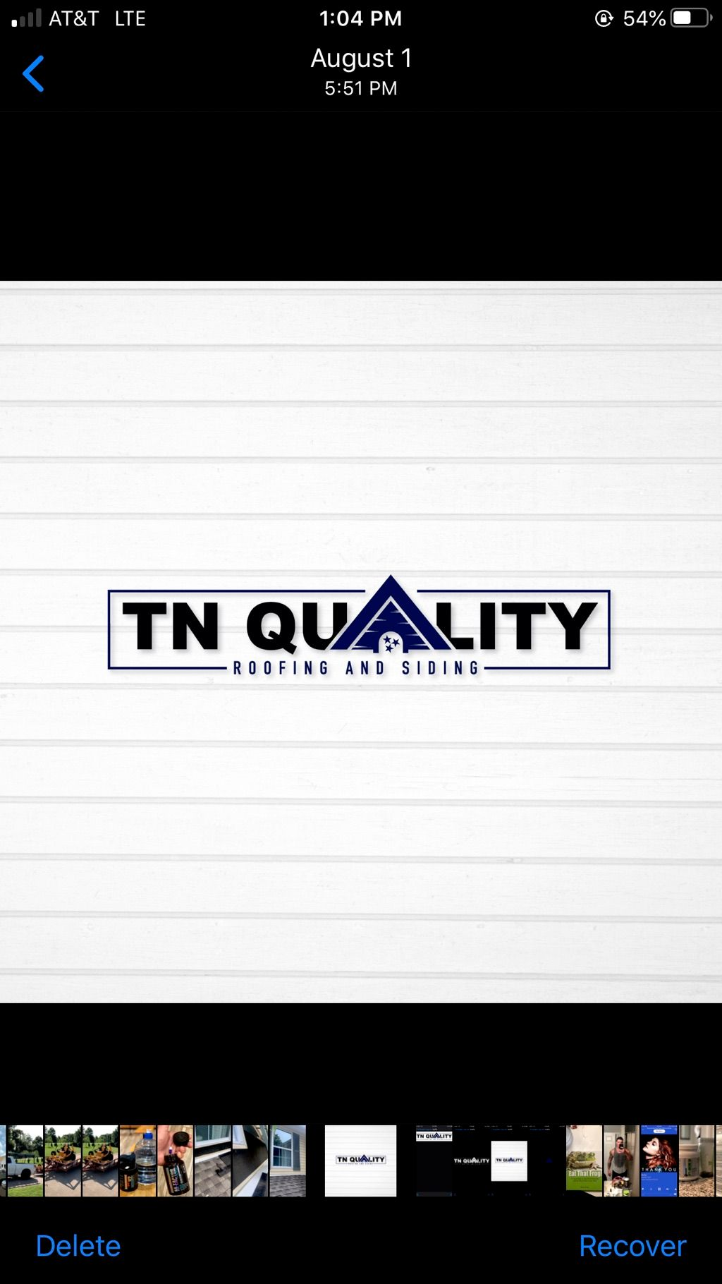 TN Quality Roofing & Siding