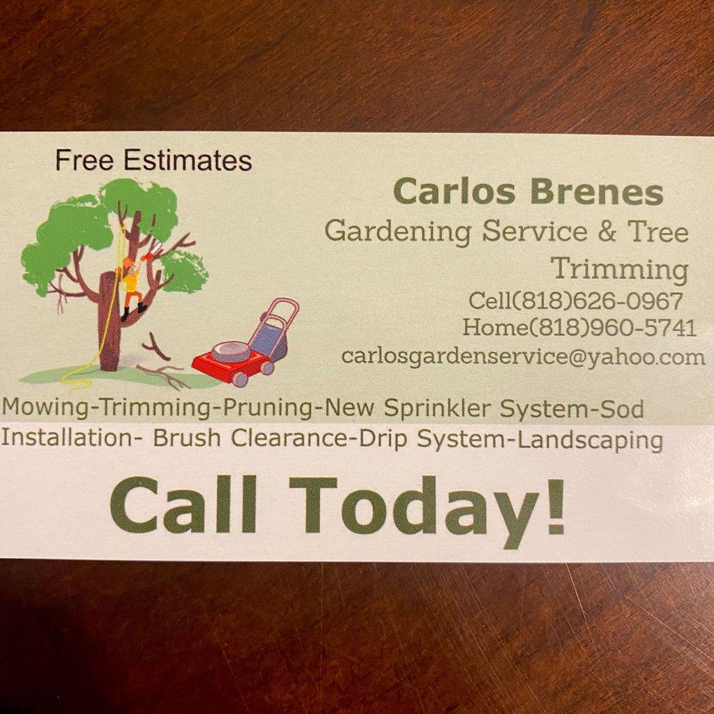 Carlos Gardening Service