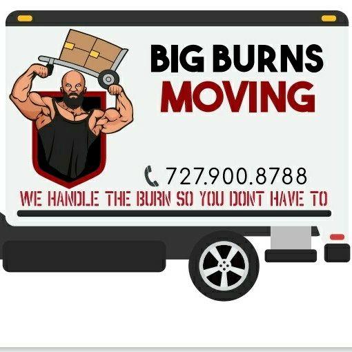 Big Burns Moving