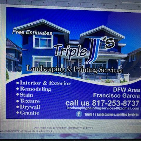 Triple J's Landscaping & Painting