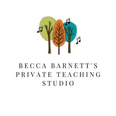 Avatar for Rebecca Barnett's Private Teaching Studio