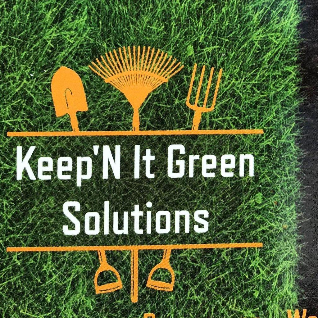 keepin it green solutions