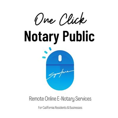 Avatar for One Click Notary