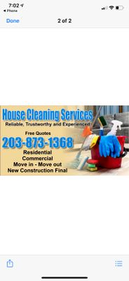 Avatar for ribeiro cleaning services