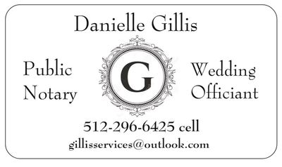 Avatar for Gillis Notary & Wedding Officiant
