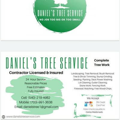 Avatar for Daniel's Tree Service, LLC.