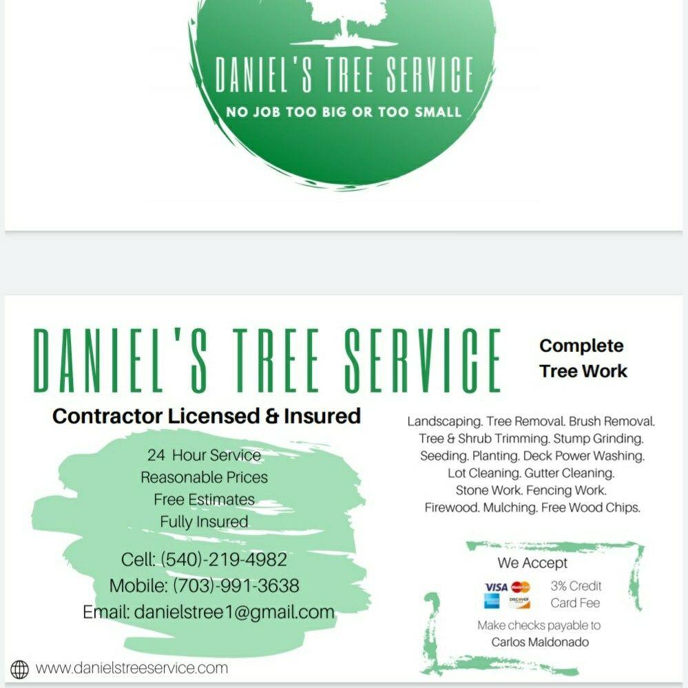 Daniel's Tree Service, LLC.