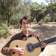 James Barrs - Guitar Instructor