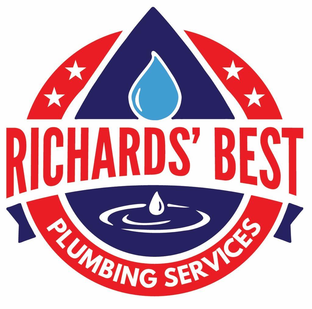 Richards' Best Plumbing Services
