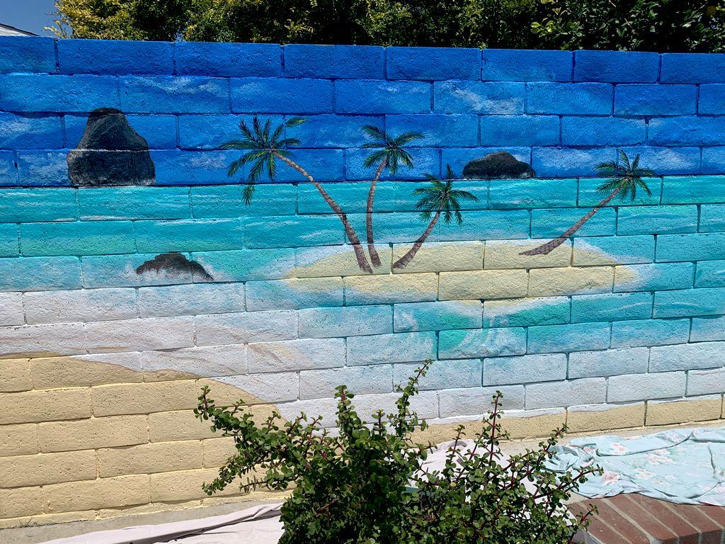 Pool a Mural