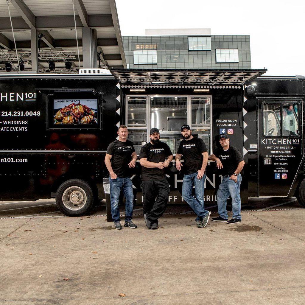 Kitchen 101 Food Truck