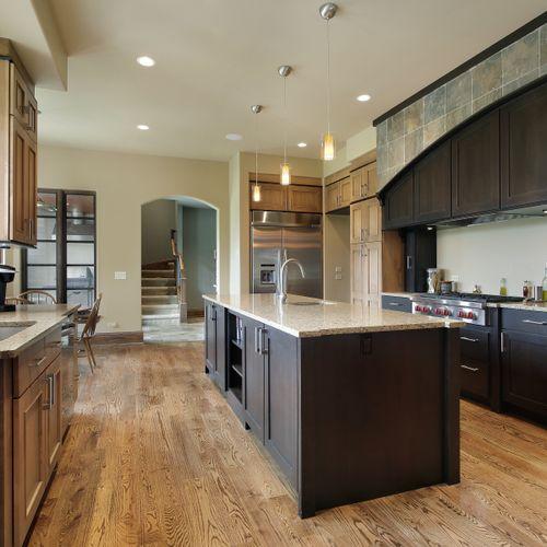 New Solid Wood Floors