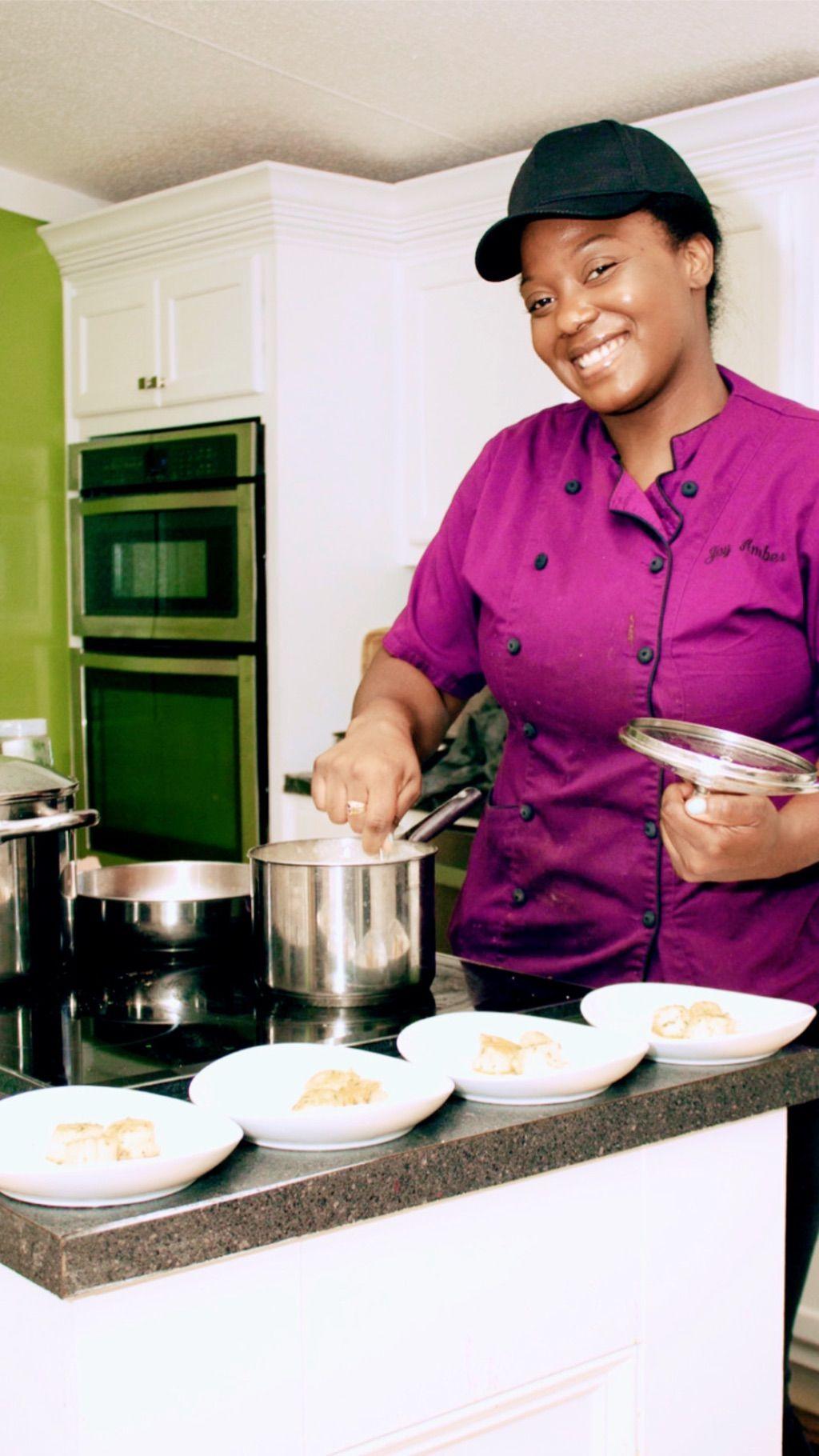 Chef Jay Amber