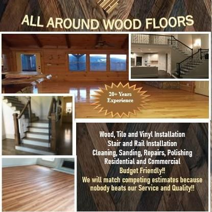 All-Around Wood Floors