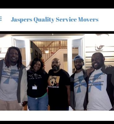 Avatar for Jaspers Quality Service Movers
