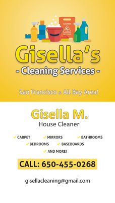 Avatar for Gisella's Cleaning Service