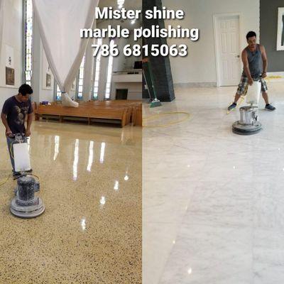 Avatar for Mister Shine Marble polishing